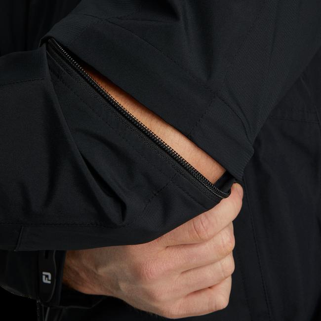 HydroLite Zip-Off Sleeves Rain Jacket