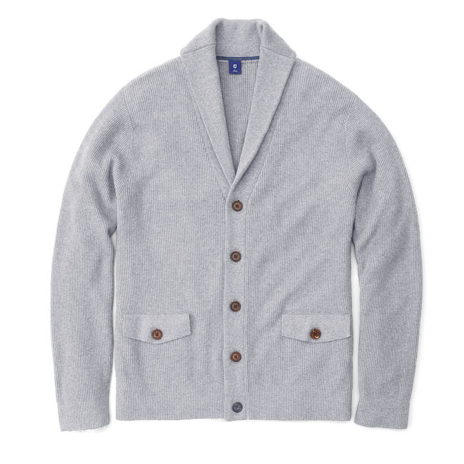 Shawl Collar Cardigan-Previous Season Style