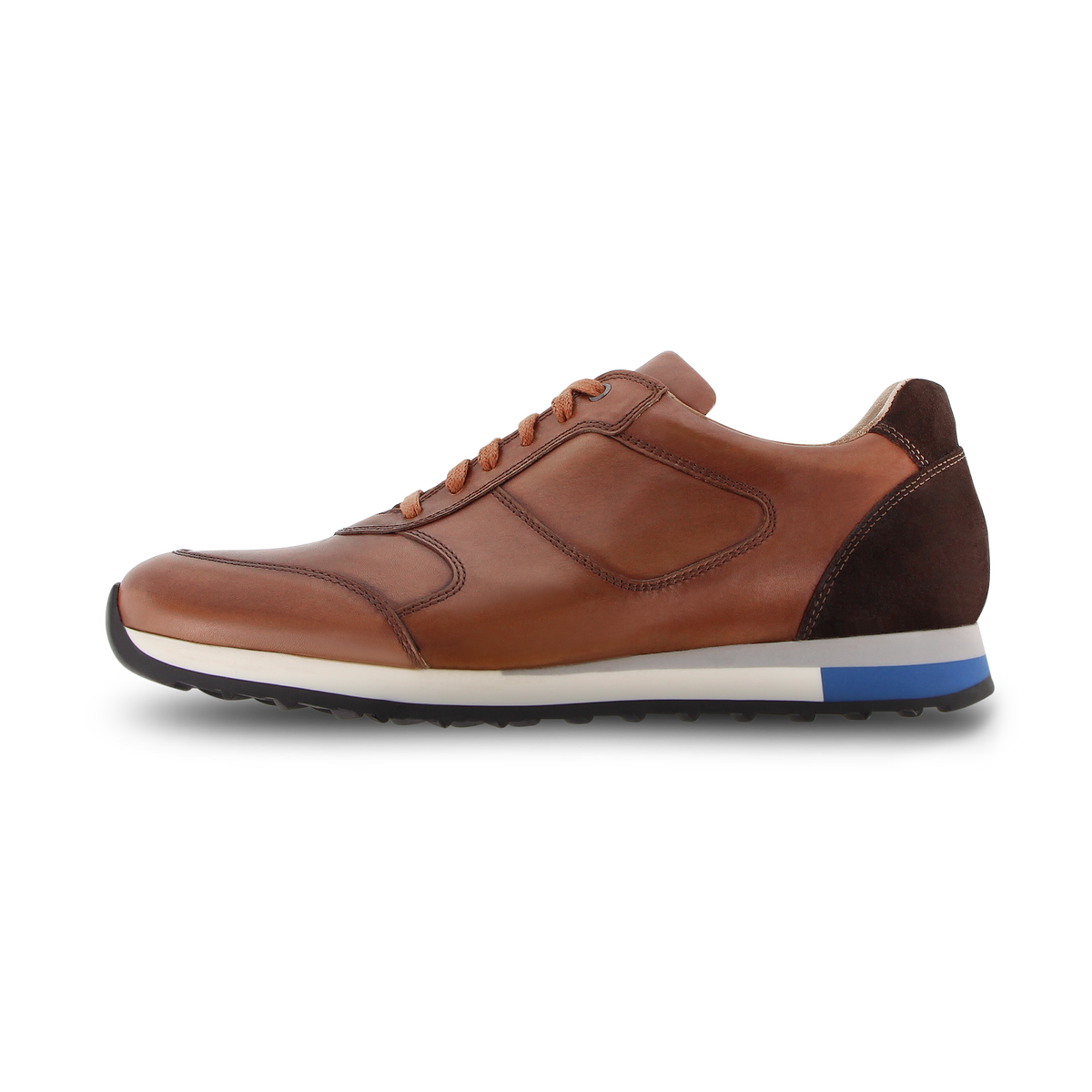 Casual Fashion Leather Sneaker
