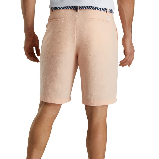 "Limited Edition Seersucker 10"" Inseam Shorts-Previous Season Style"