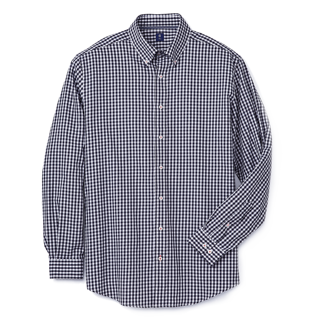 Brushed Gingham Woven-Previous Season Style