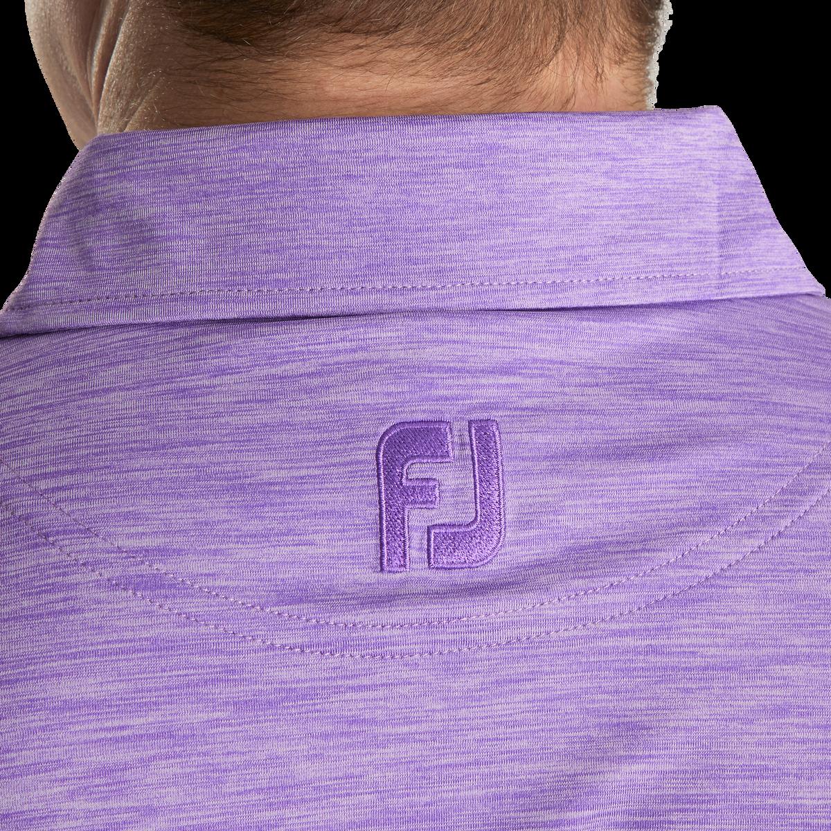Lisle Space Dyed Self Collar
