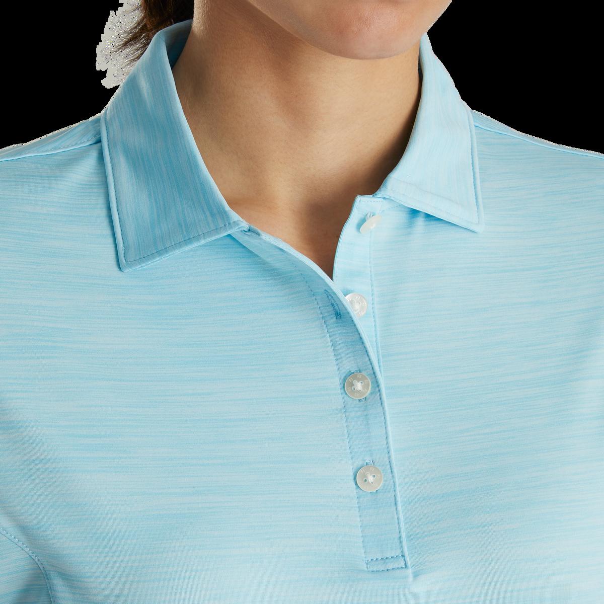 ProDry Interlock Shirt Self Collar Women