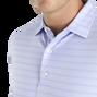 Nailhead Jacquard Stripe Self Collar-Previous Season Style