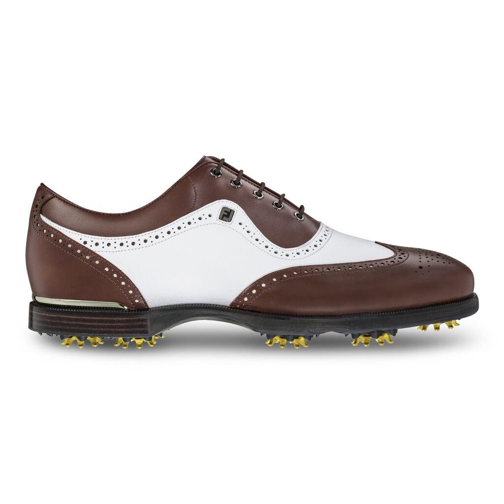ICON Black Men s Golf Shoes  d42ccc9bde7