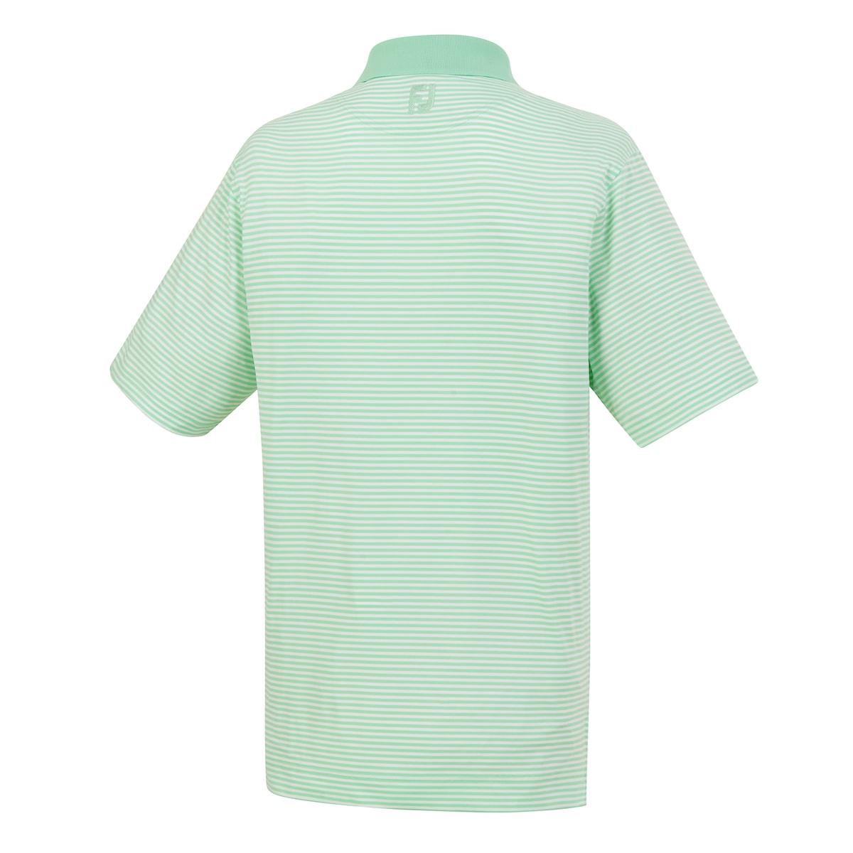 Lisle Feeder Stripe Knit Collar-Previous Season Style