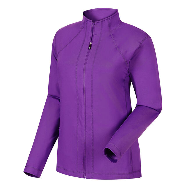 Full-Zip Mid-Layer Women
