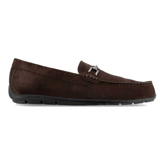 Club Casuals Suede Loafer