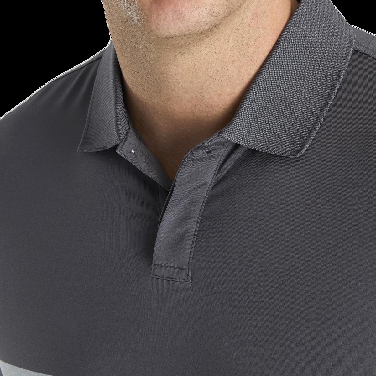 Lisle Simple Block Knit Collar
