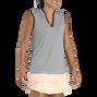 Lisle Micro Stripe Sleeveless Women