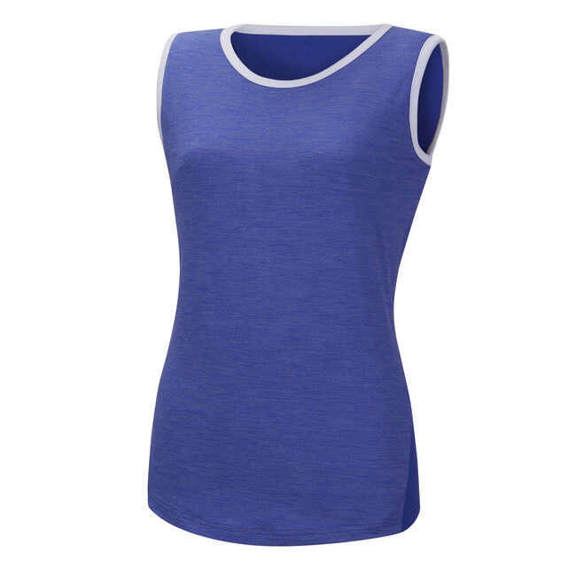 Sleeveless Space Dye Women-Previous Season Style