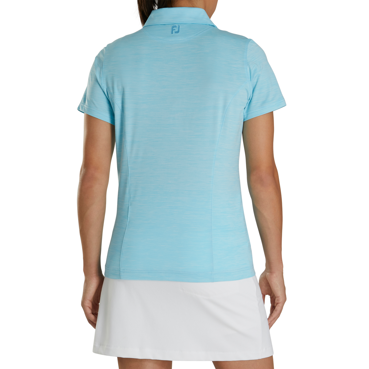 2020 U.S. Open ProDry Interlock Shirt Self Collar Women