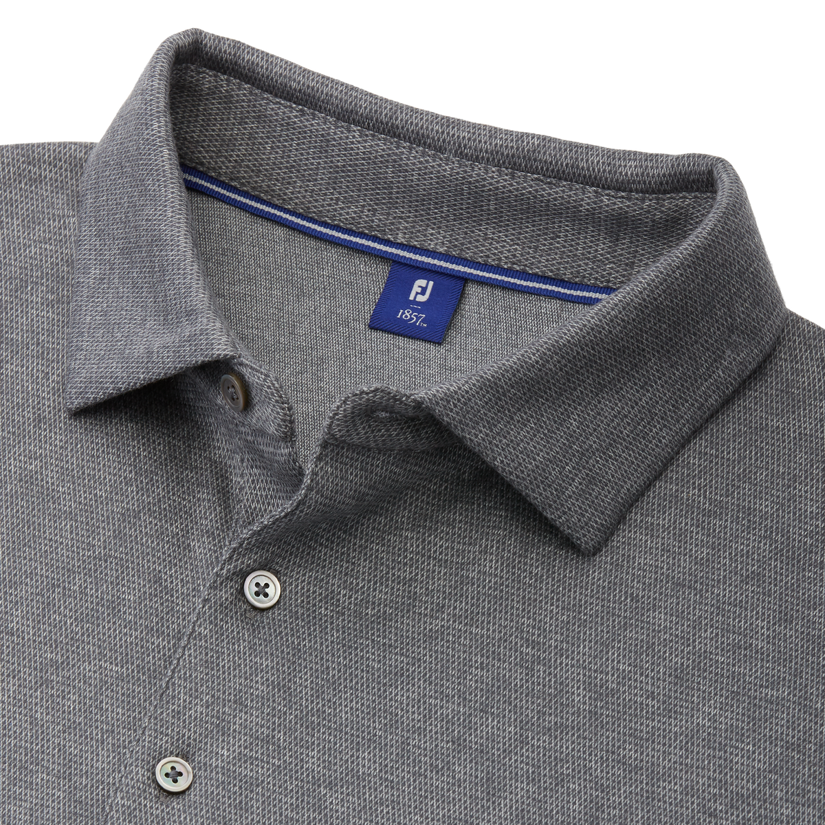 Diamond Jacquard Knit Shirt-Previous Season Style