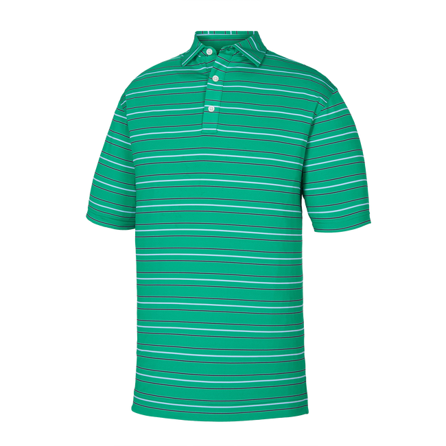 Lisle Outlined Stripe Self Collar-Previous Season Style