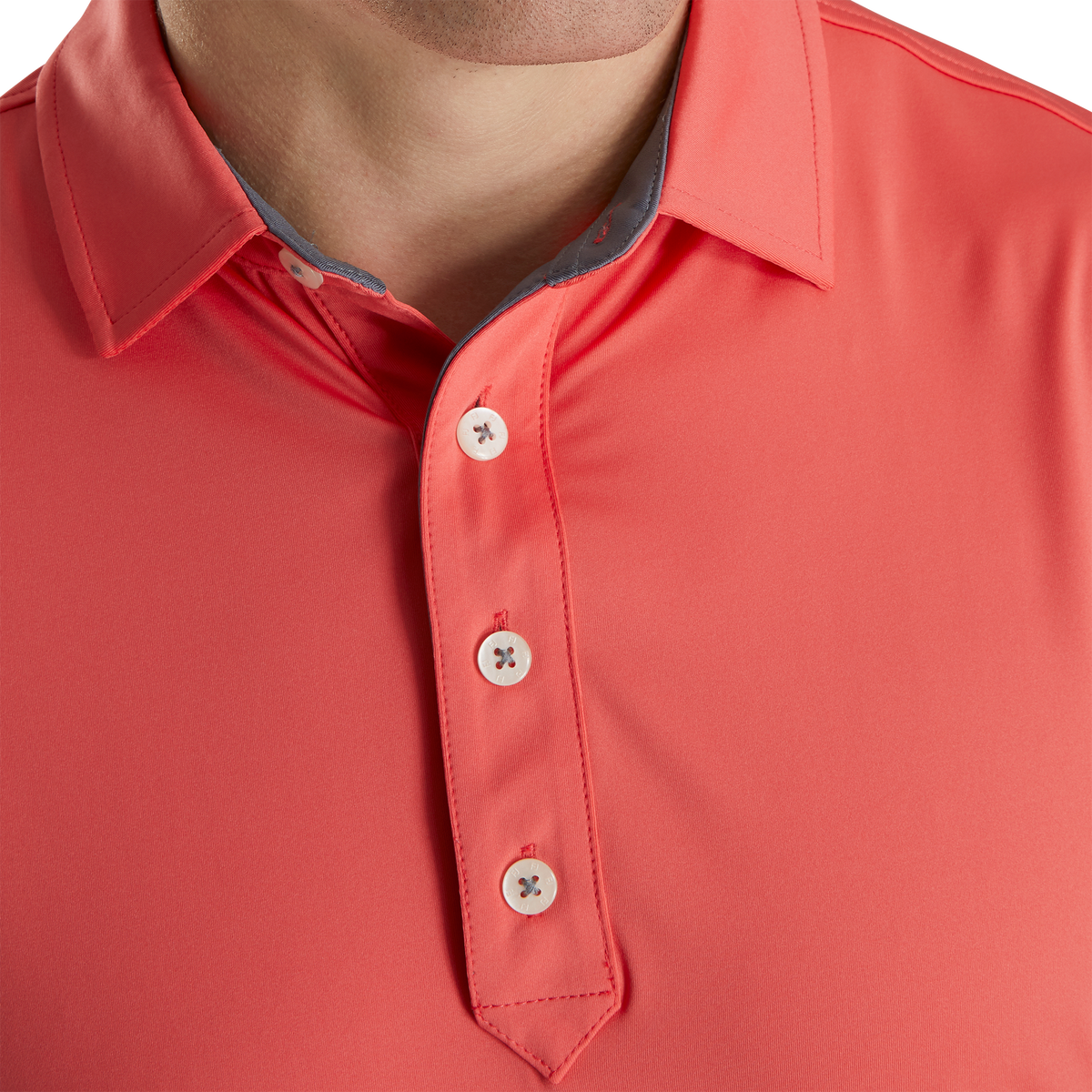 Lisle Solid Self Collar