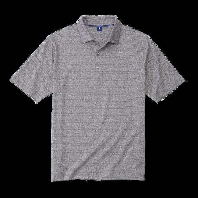 Jacquard Jersey Chalk Stripe Shirt-Previous Season Style