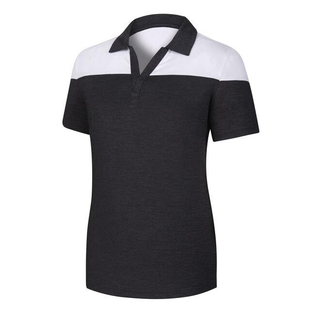 Lisle V-Neck Short Sleeve Women-Previous Season Style