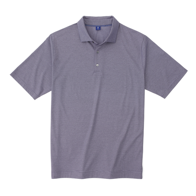supima Lisle End on End Shirt-Previous Season Style