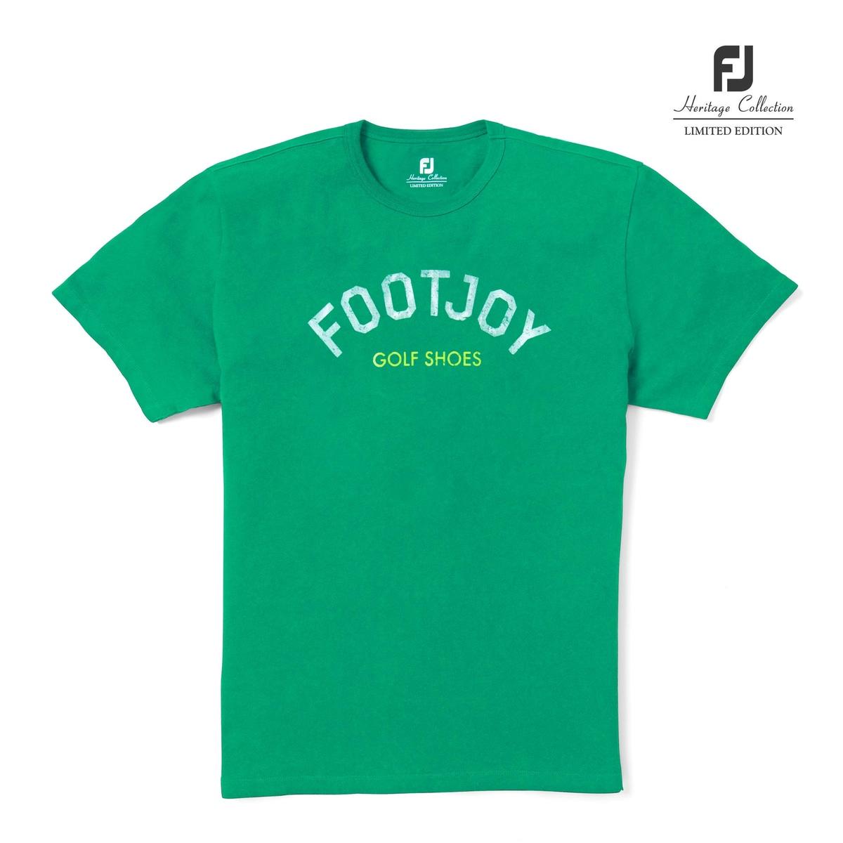 FootJoy Heritage Graphic Tee-Previous Season Style
