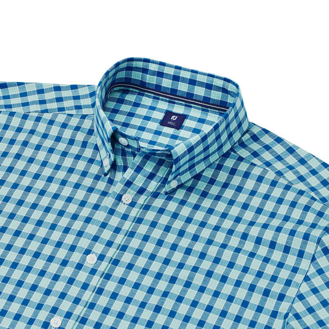 Easy Check Lightweight Woven