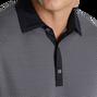 Jacquard Dot Lisle Self Collar
