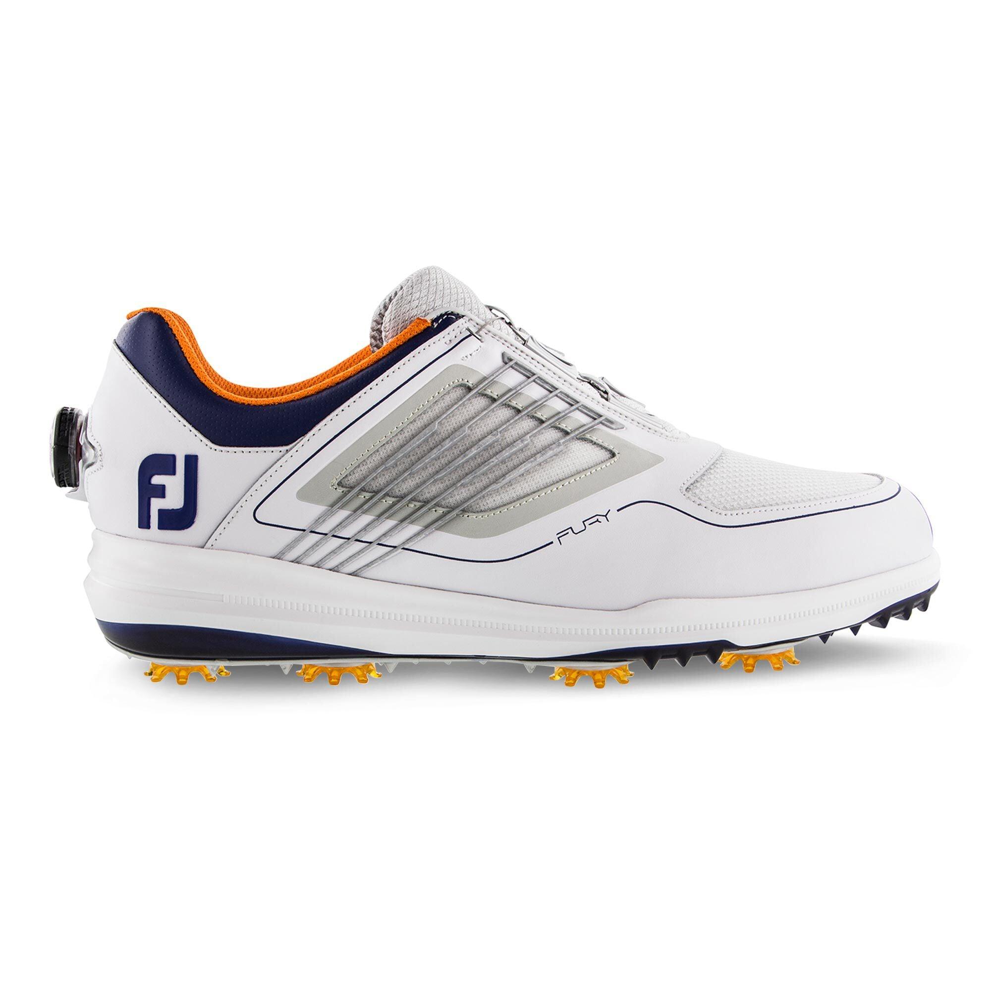 Boa-Lacing Golf Shoes   FJ FURY Boa