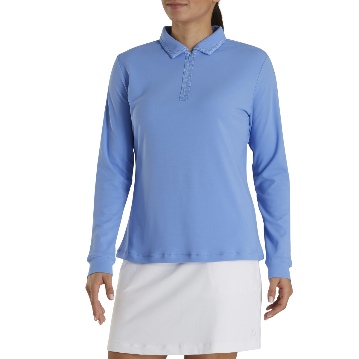 Quarter-Zip Sun Protection Women