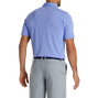 Athletic Fit Solid Lisle Self Collar