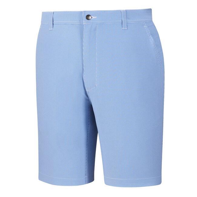 Lightweight Houndstooth Shorts