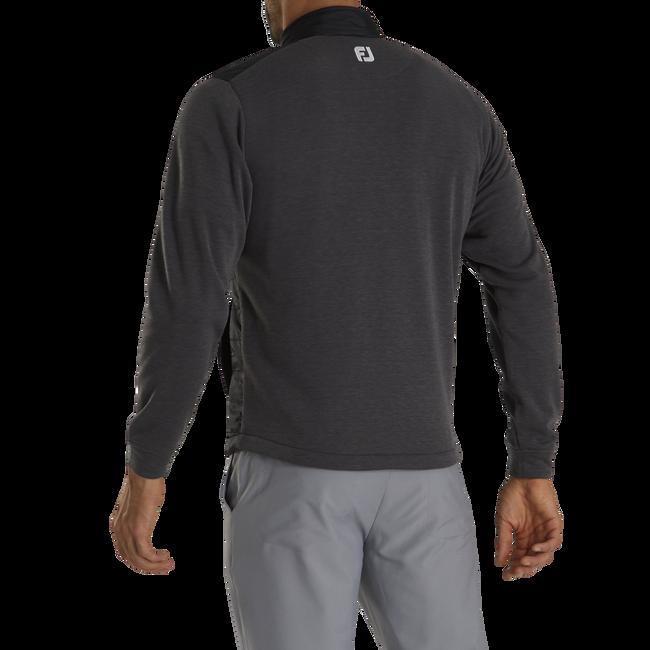 Full-Zip Hybrid Jacket