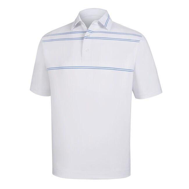 Lisle Multi Chest Stripes Self Collar-Previous Season Style
