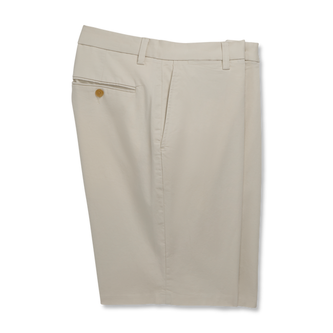 Sueded Cotton Twill Short