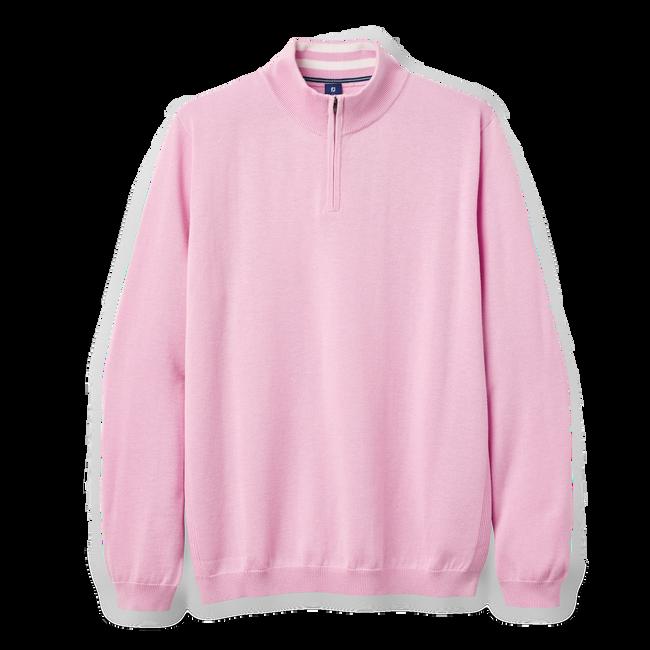 Quarter-Zip Sweater
