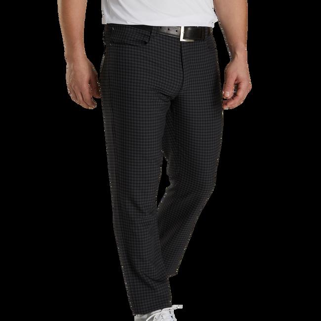5-Pocket Plaid Pants-Previous Season Style