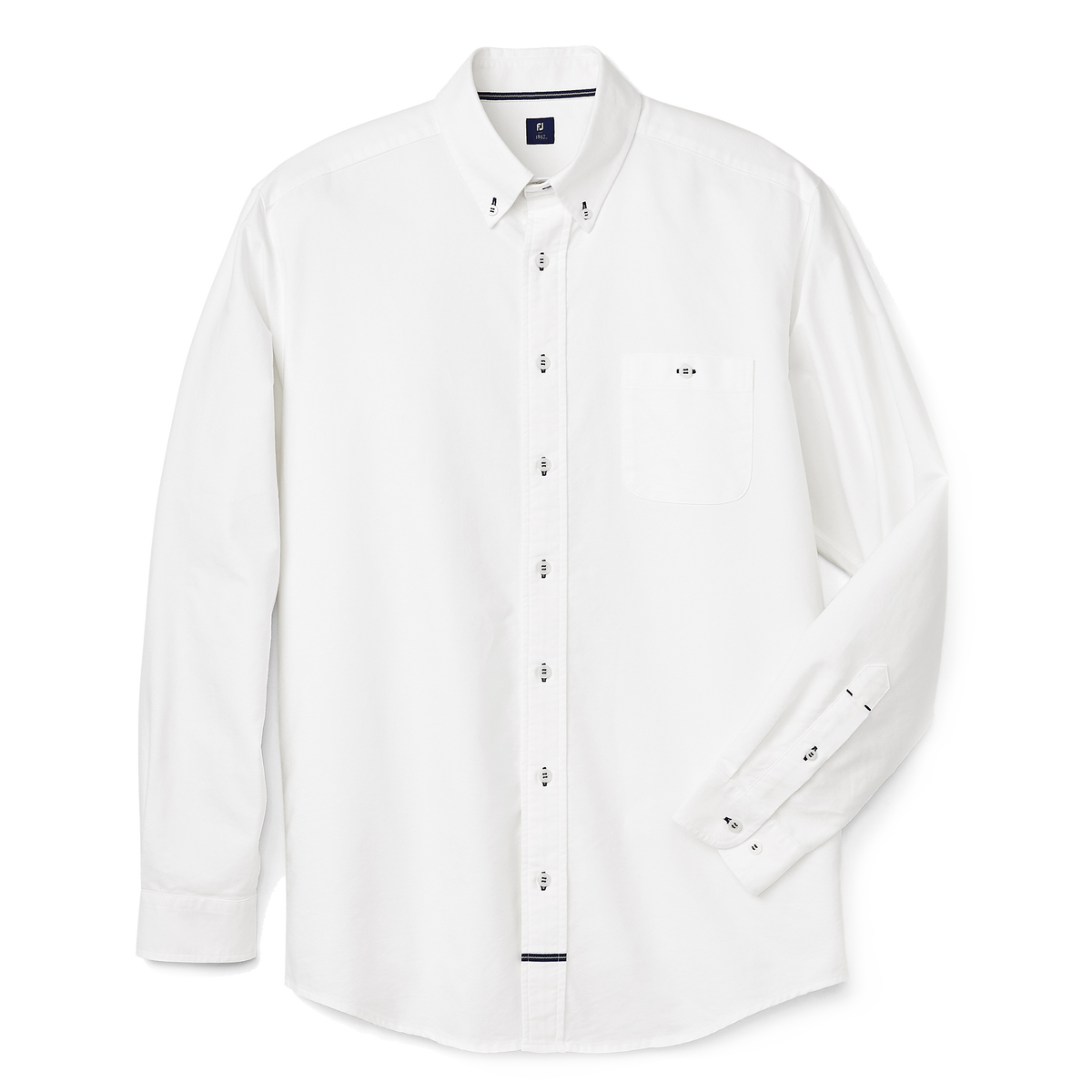Solid Oxford Woven