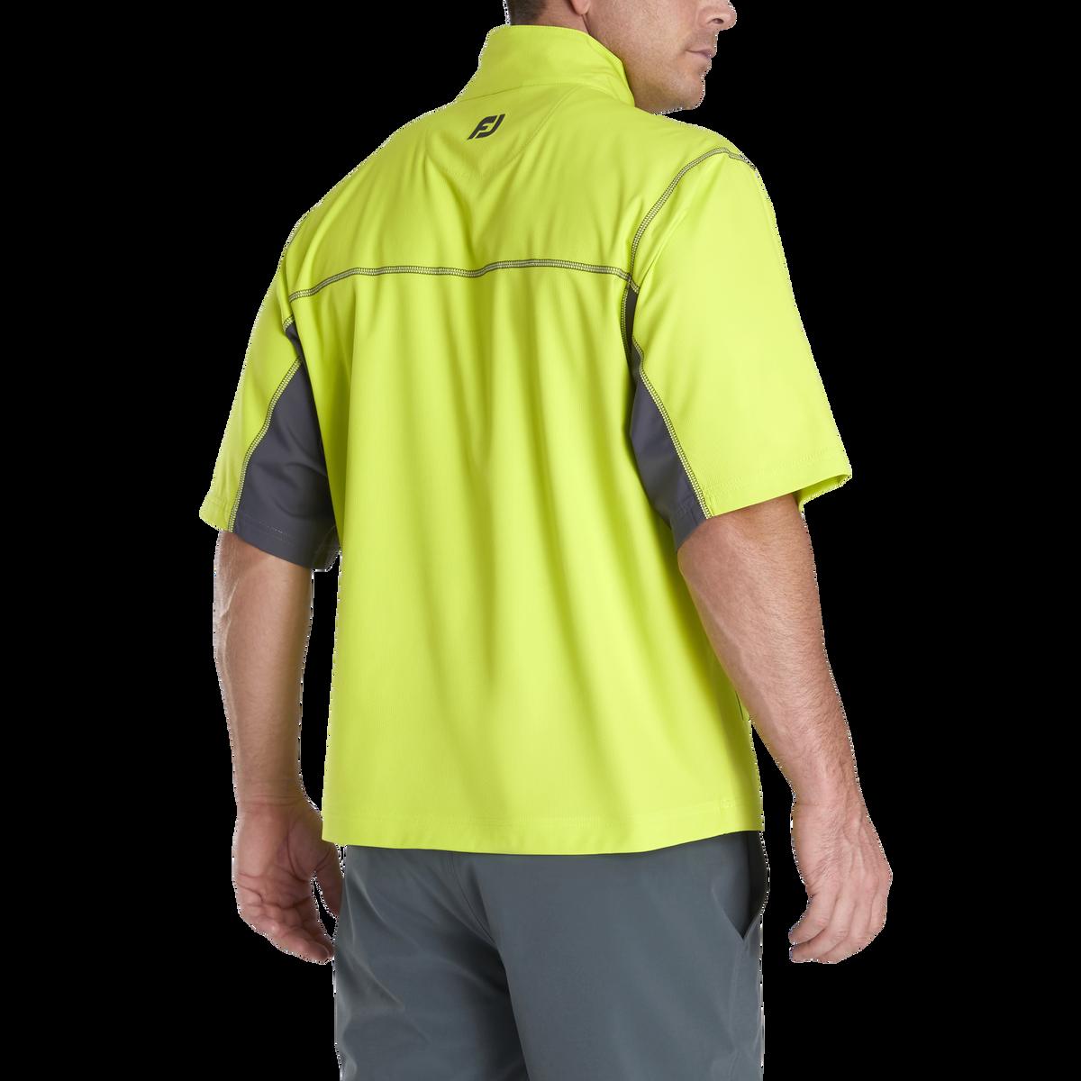 Short Sleeve Sport Wind Shirt
