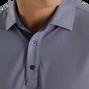 4 Dot Jacquard Self Collar