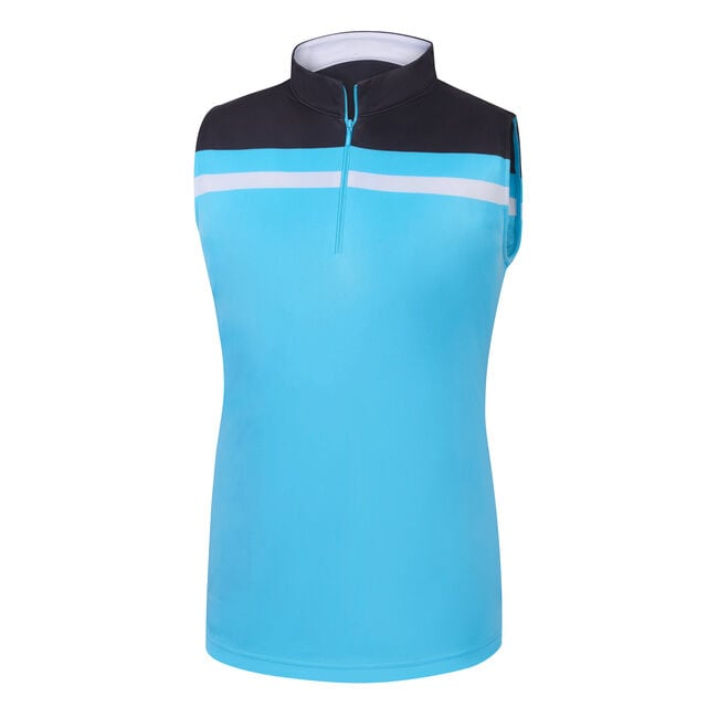 Interlock Color Block Sleeveless Women