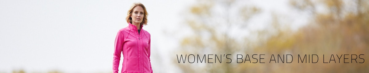 Womens Golf Sweaters and Base Layers from FootJoy