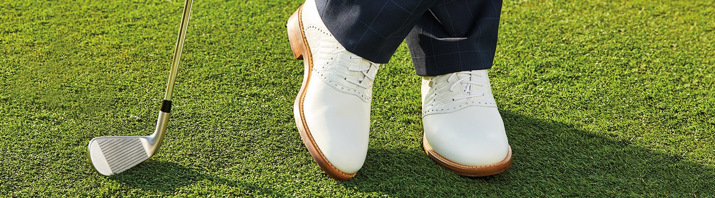 FJ 1857 Collection Luxury Golf Shoes