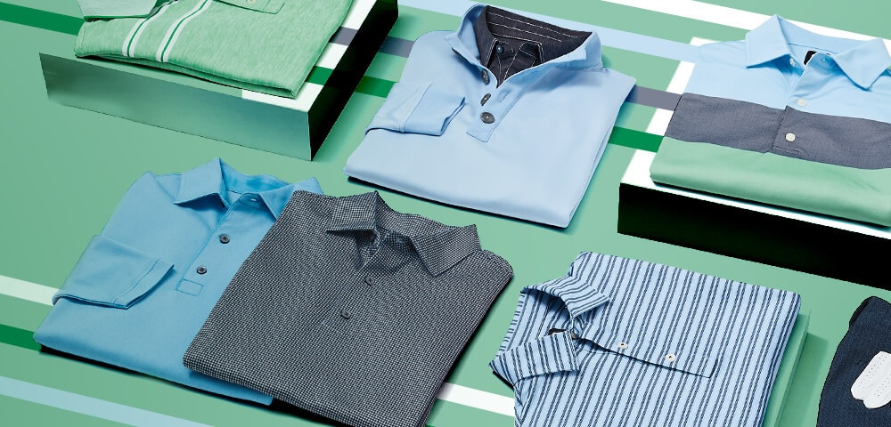 FootJoy 2019 Fall Men's Apparel Collection - Montauk