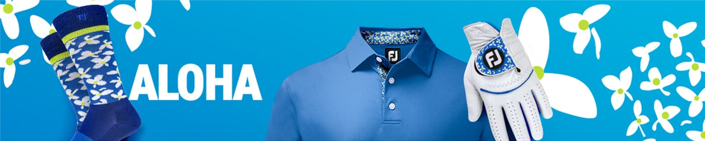 FootJoy Limited Edition Aloha Collection