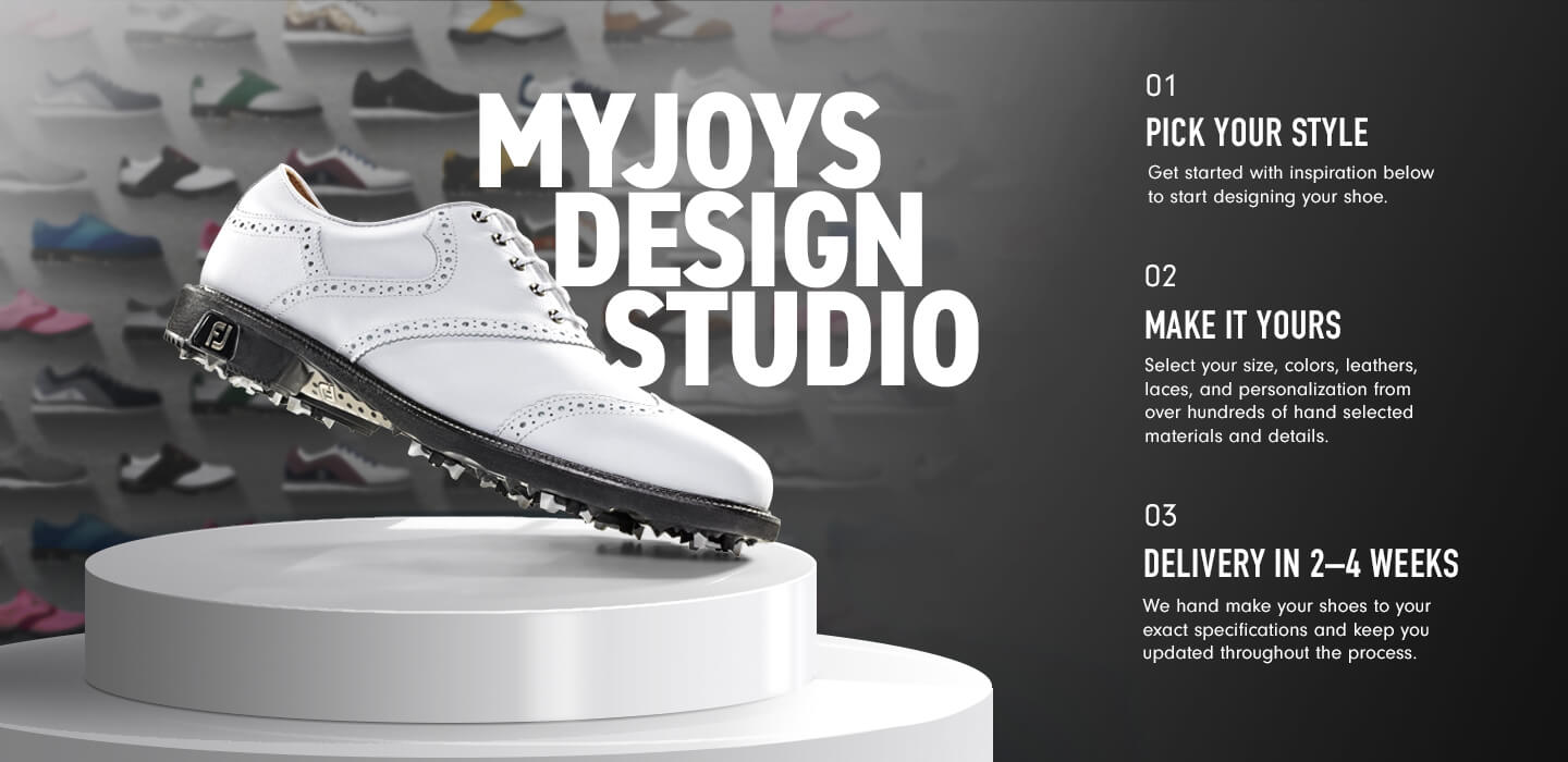 MyJoys Design Studio - Pick your Style, Personalize to make it yours, Delivered to you in 2-4 Weeks