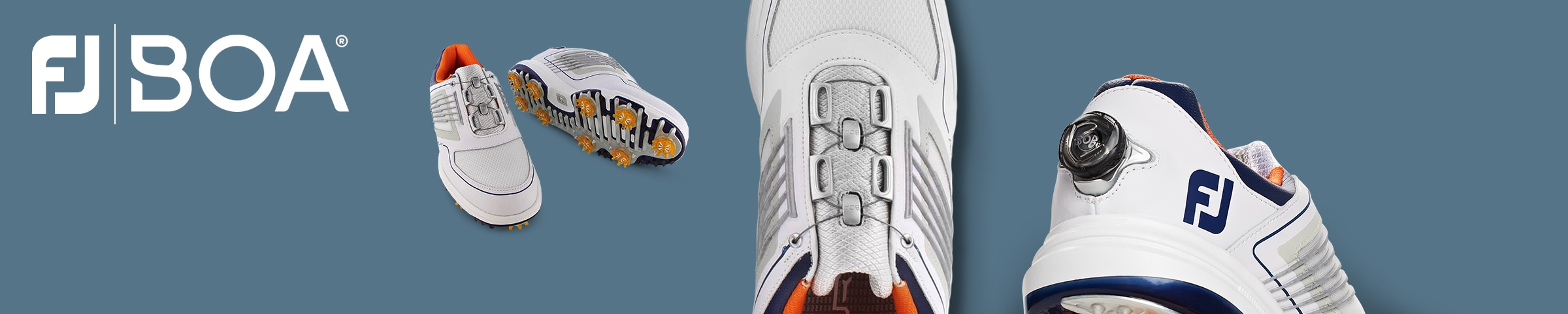 FootJoy Boa Fit System Golf Shoes