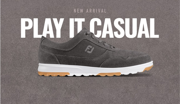 FootJoy Golf Casual Shoe