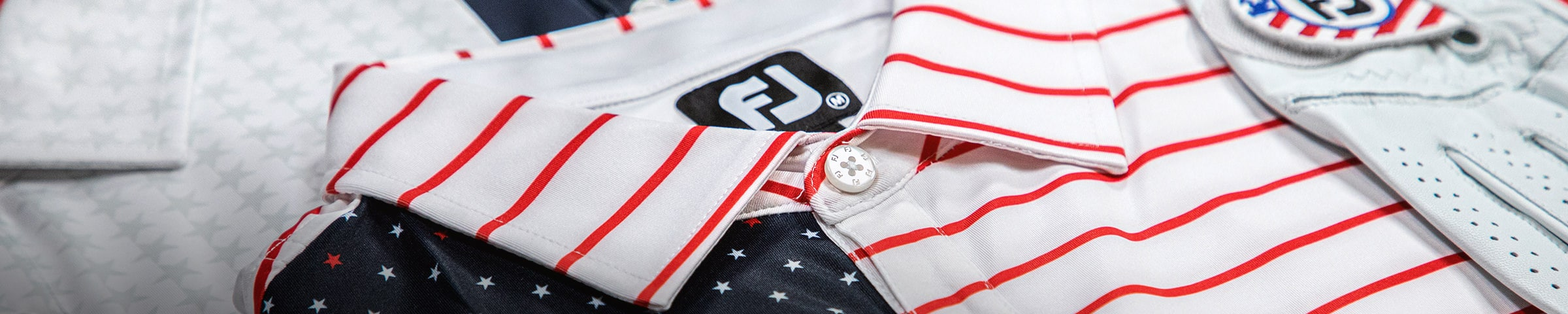 FootJoy Limited Edition Stars & Stripes Collection