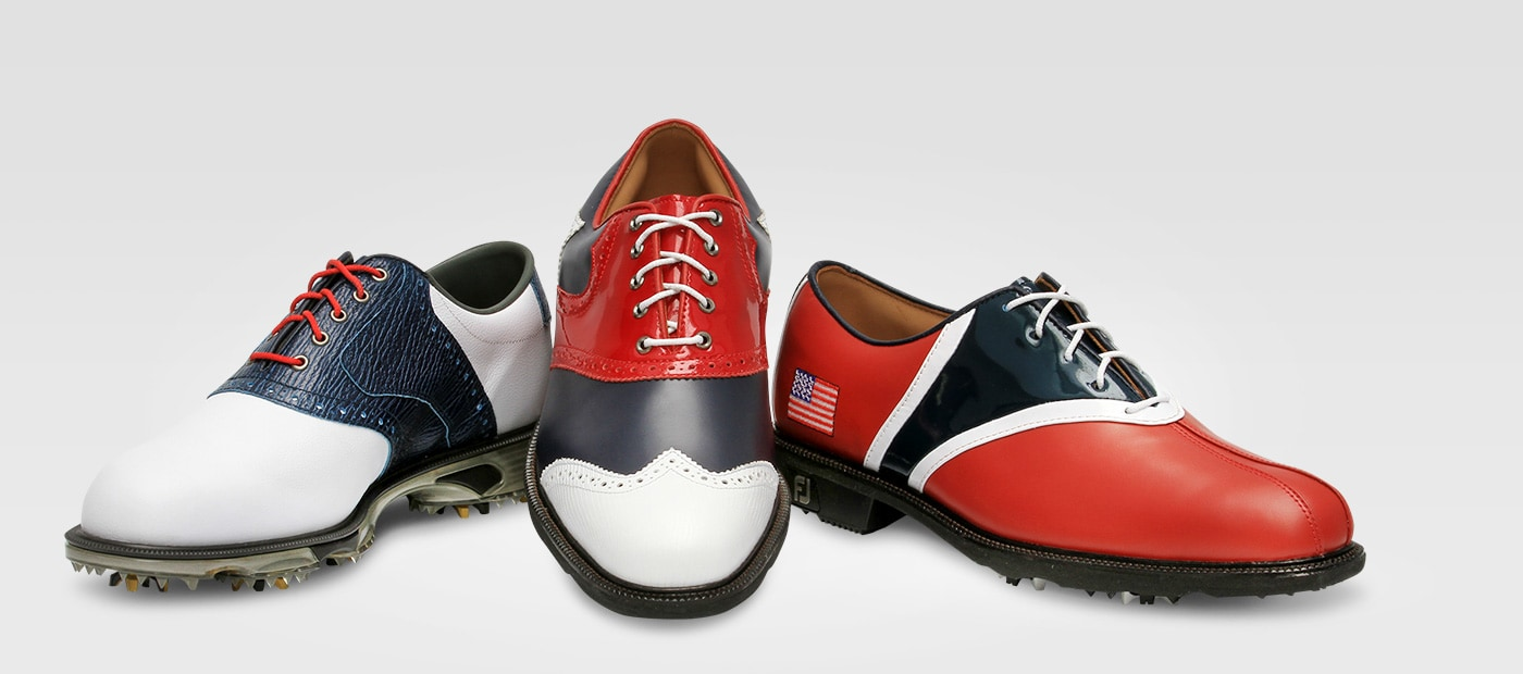 U.S. Open - Red, White, and Blue is always in style!
