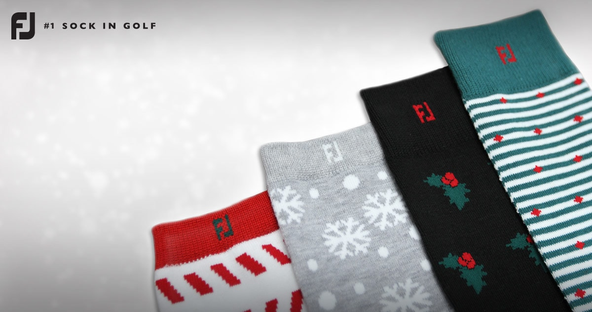 FootJoy Holiday 2017 Women's Socks