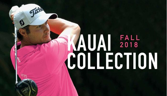 FootJoy Fall 2018 Kauai Apparel Collection