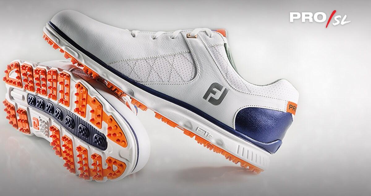 FootJoy Holiday 2017 Men's Pro/SL Golf Shoes